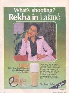 Rekha-Lakme