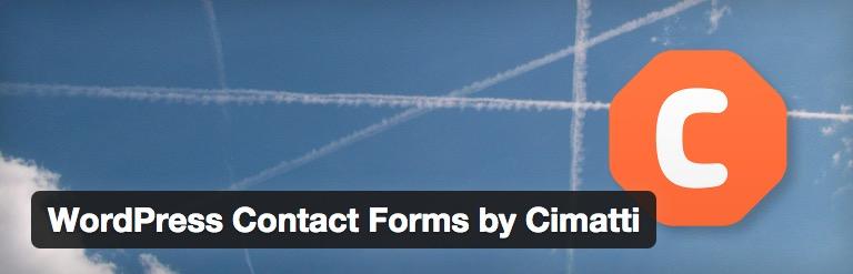 WordPress Contact Forms by Cimatti